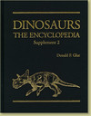 Dinosaurs, The Encyclopedia - Supplement 2 - Book