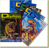Dino Press - Set of 6 - Magazine